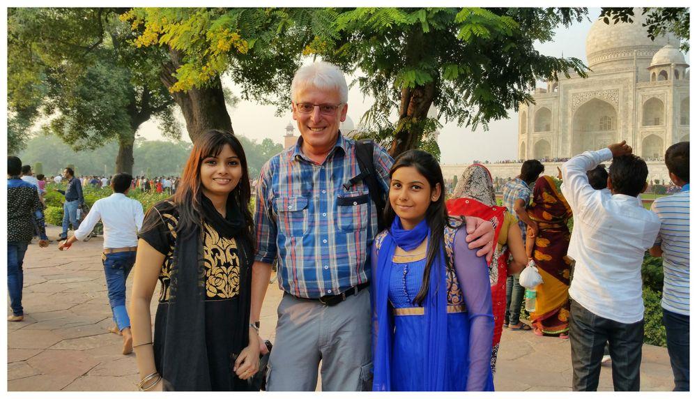 Taj Mahal- Agra- India 15.11.15