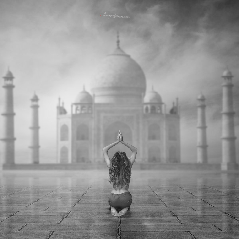 Taj Mahal || Pray
