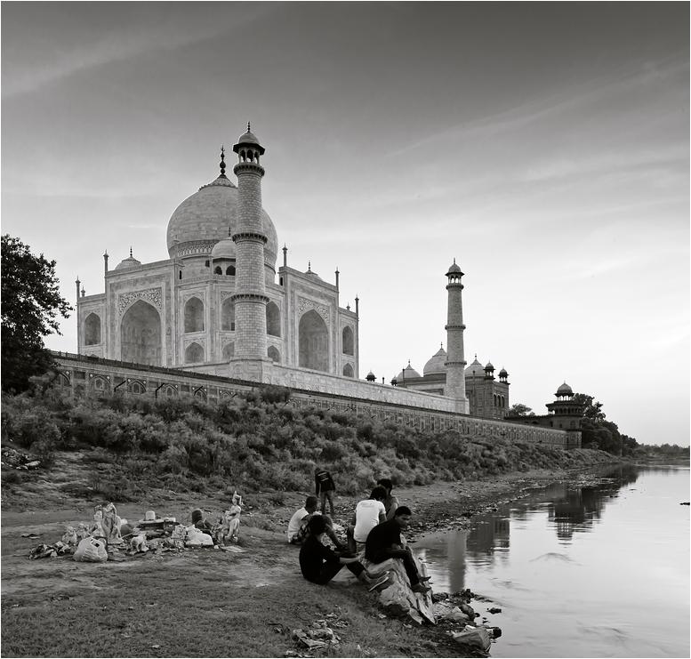 Taj Mahal study I