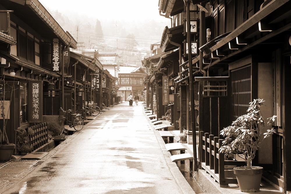 Takayama - Sanmachi District