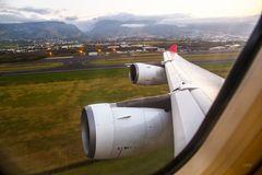 Take Off in St. Denis