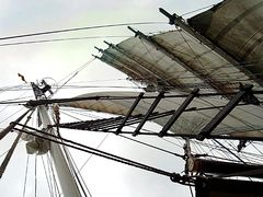 Takelage sail 1