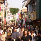 Takeshita street in Harajuku