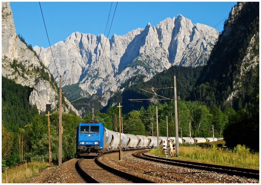 Taking The Train III