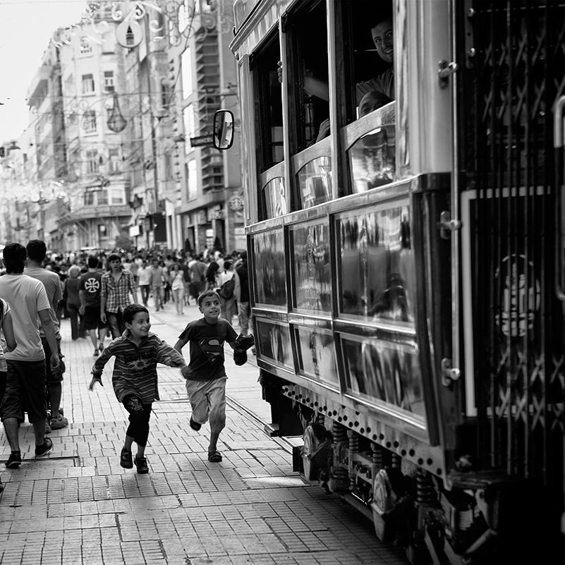 Taksim Bahn