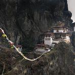 Taktshang-Lhakang / Tigernest
