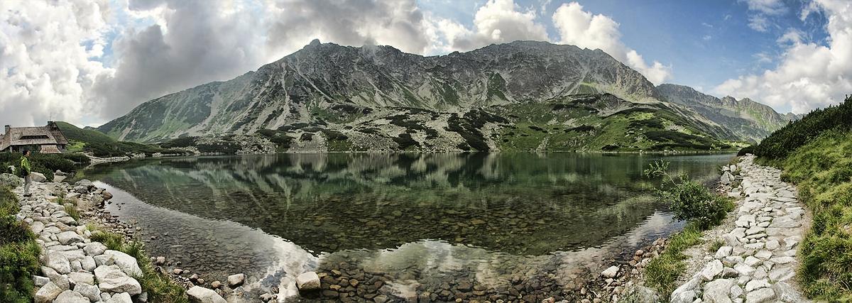 Tal der Polnischen Fünf Seen