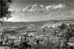 Tal des Rio Chili bei Arequipa