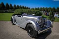 Talbot London AV 110 Sports Tourer GB 1937 bei den Classic Cars Schwetzingen