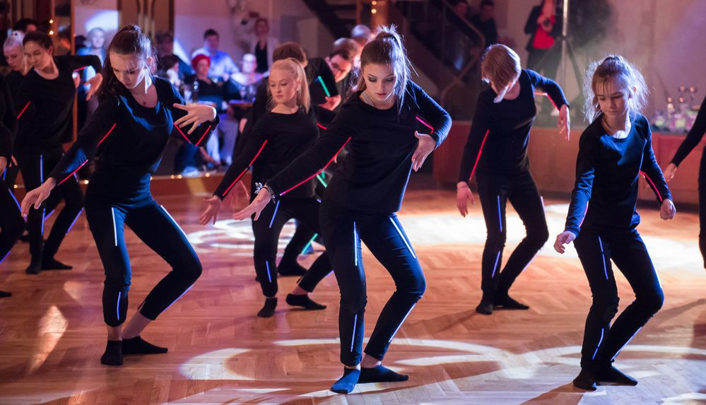 Talent Night 2017 der Tanzschule Streng in Fürth