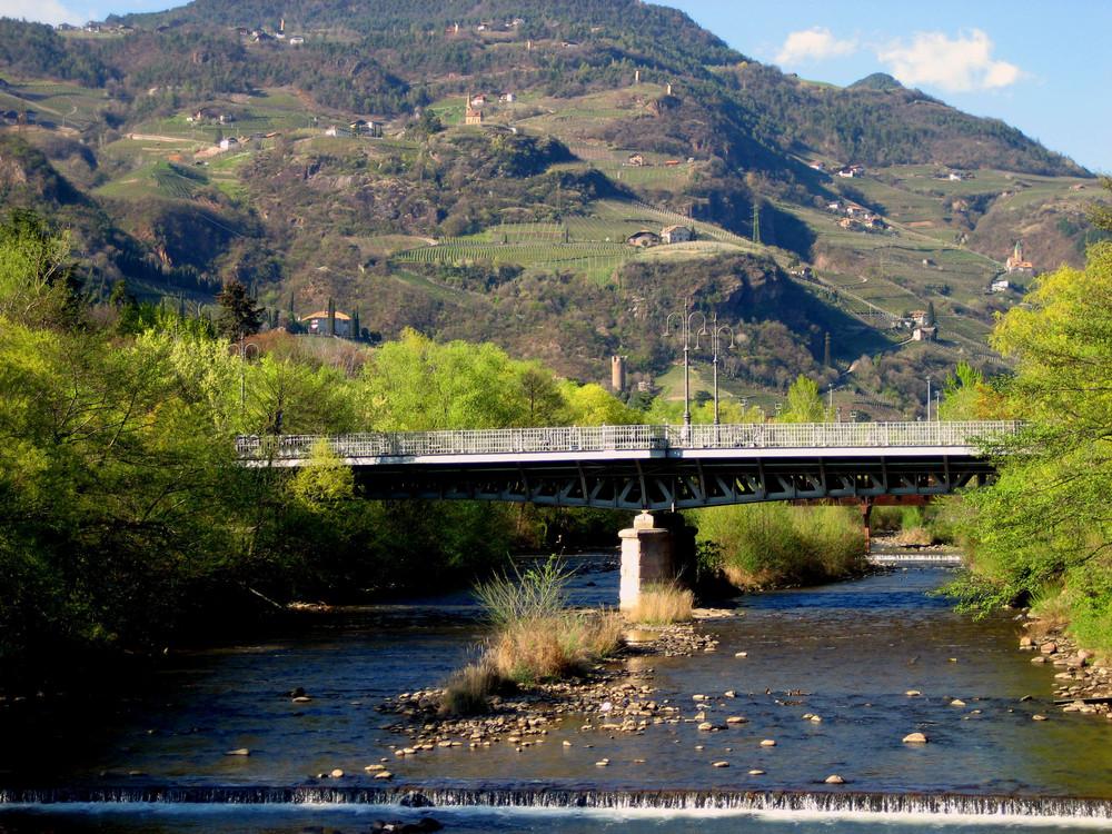 Talferbrücke in Bozen