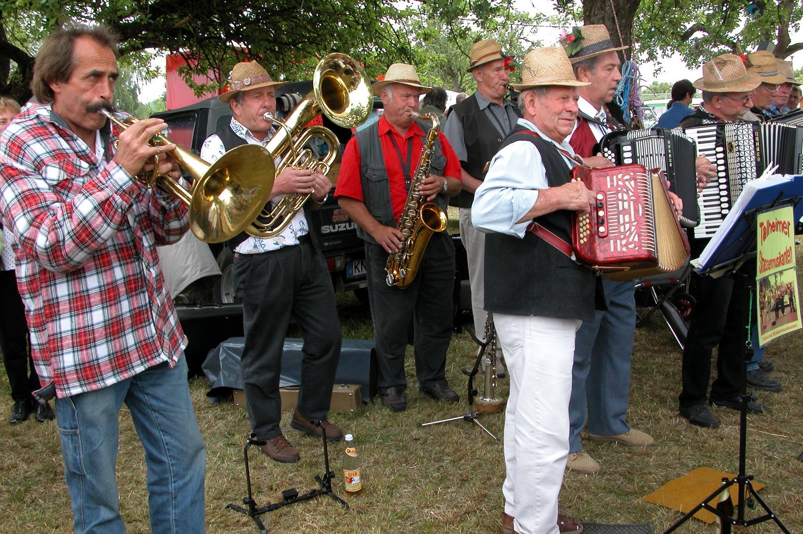 Talheimer Straßenmusikanten