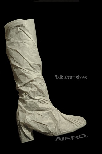 Talk about shoes _ NERO tm