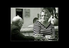 talking ..