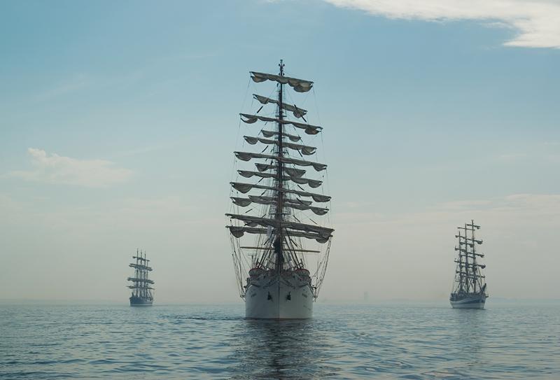 Tall Ship German Sail 2007