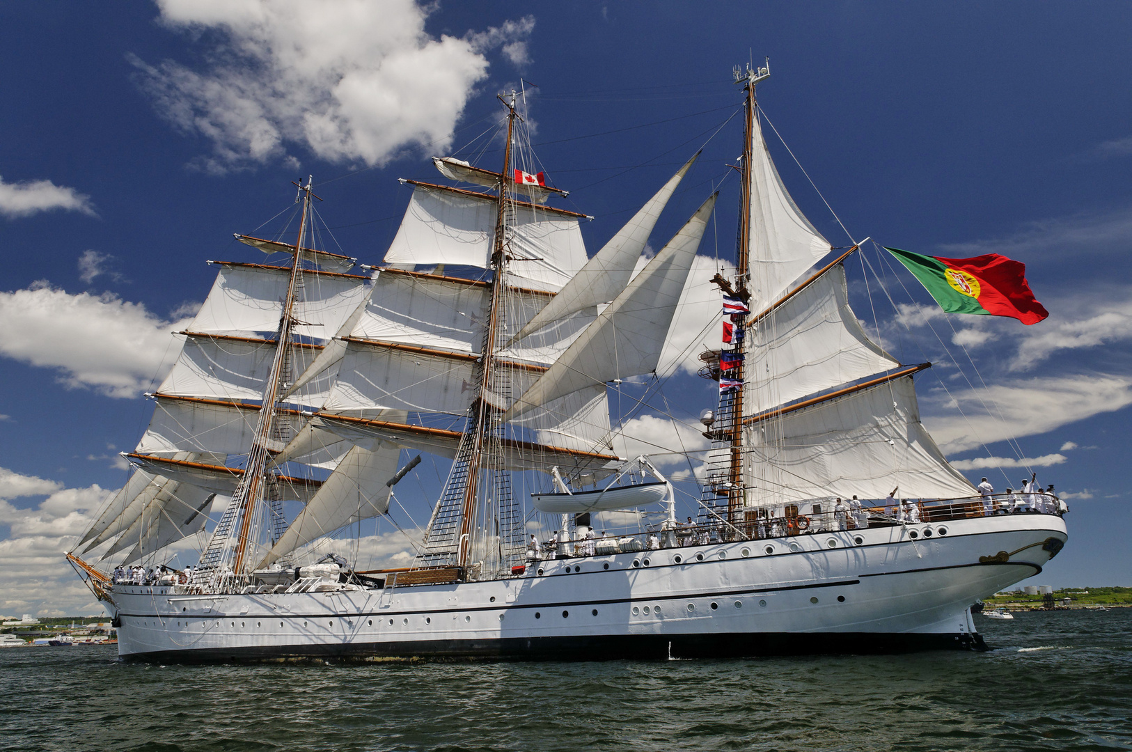 Tall Ship N.S. Sagres
