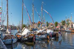 Tall Ship Race 2018 in Harlingen