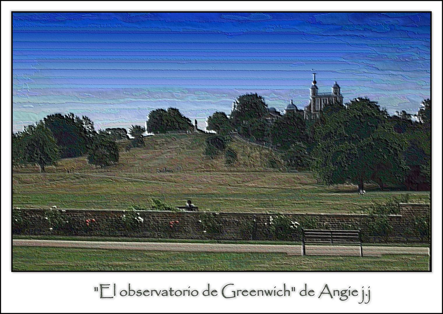 "Taller-""El observatorio de Greenwich"" de Angie j.j"