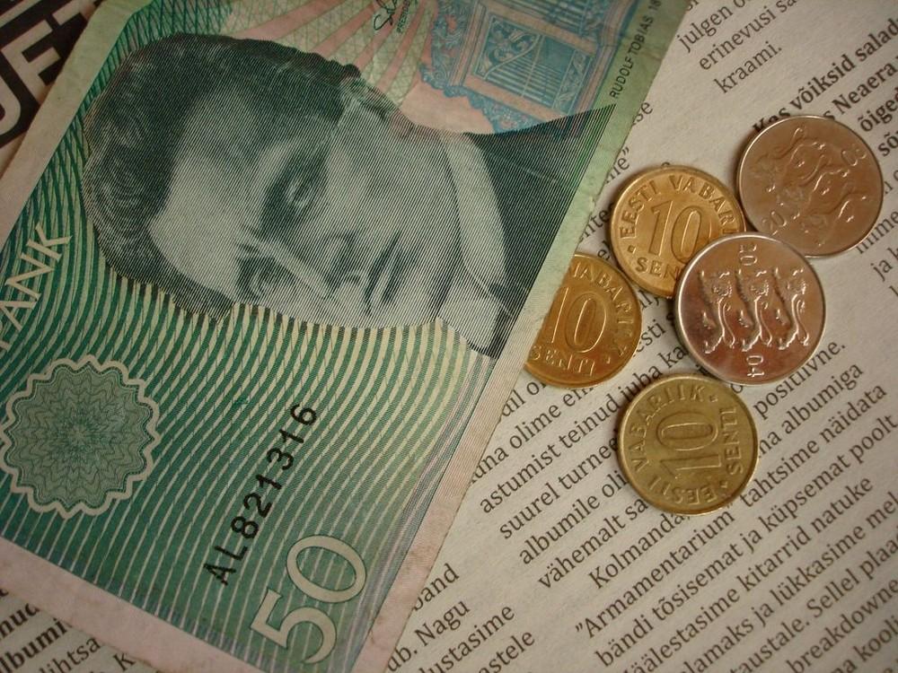 Tallinn 12.2007 - Geld