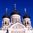 Tallinn (Estonia) Aleksandr Nevskij Cathedral