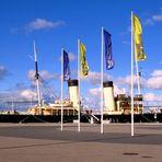 Tallinn-Estonia   Lennusadam Seaplane Harbour - The SUUR TÕLL Steam-powered Icebreaker
