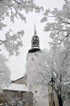 Tallinn im Winter 2