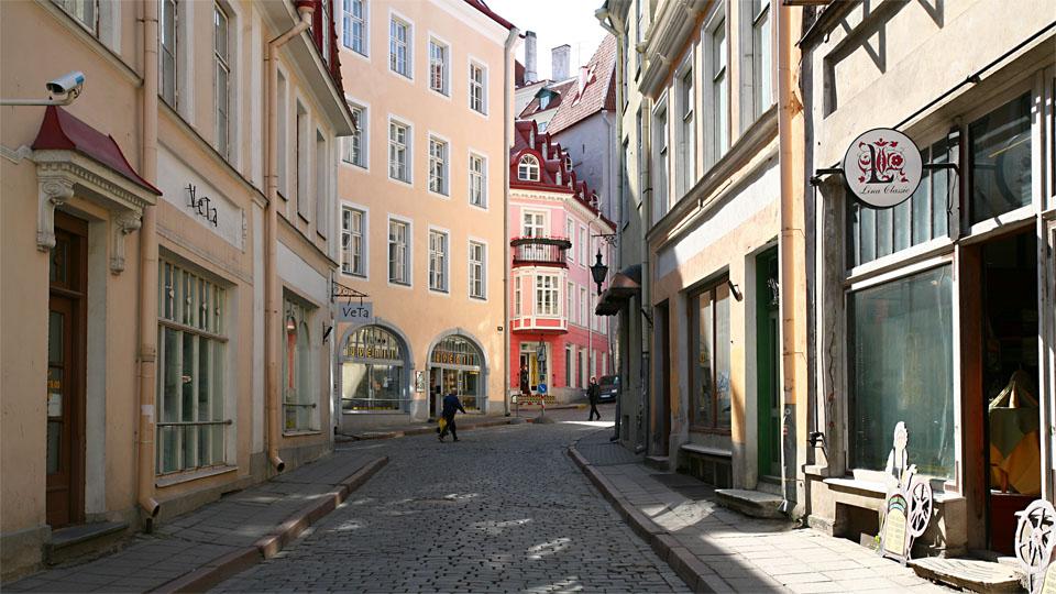 Tallinn Old Town I, Tallinn / EST