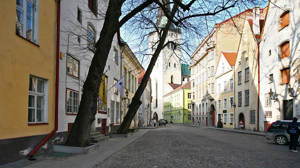 Tallinn Old Town II, Tallinn / EST
