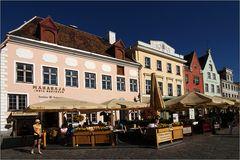 tallinn - rathausplatz
