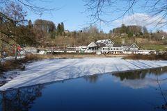 Talsperre Diepental in Leichlingen