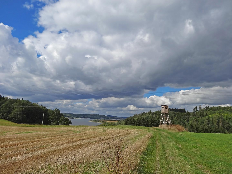 Talsperre Pöhl - Rundwanderweg