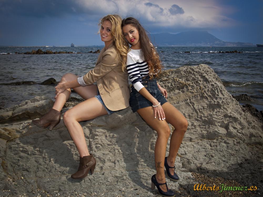 Tamara y Joanna