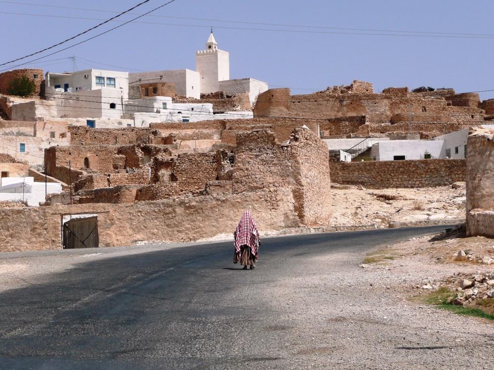 Tamezret  village