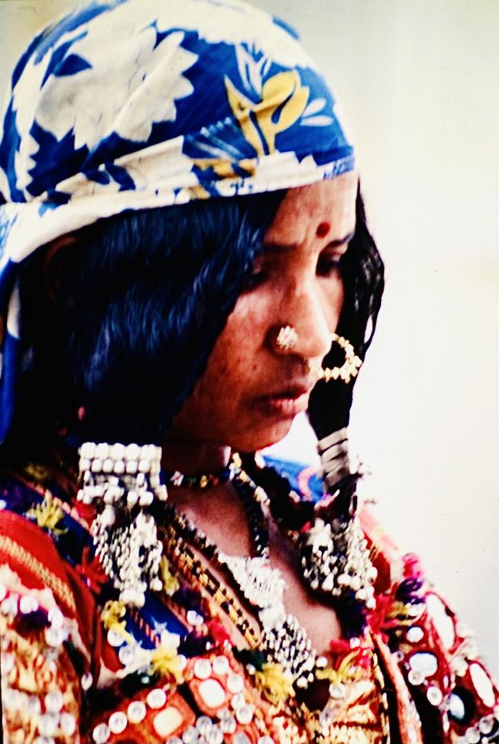 Tamil nadu woman
