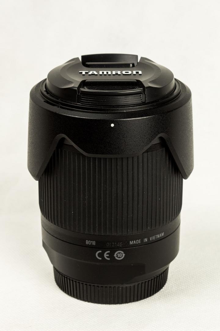 Tamron Reiseobjektiv 18-200mm var.