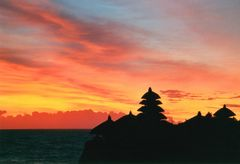 Tanah Lot- Balis sunset