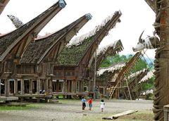 Tanah Toraja Dorf