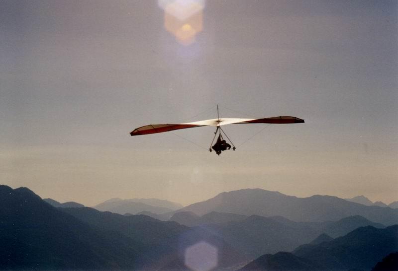 Tandemflug vom Sender in Windischgarsten