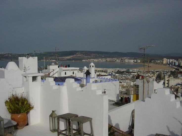 Tanger - Blick auf den Strand