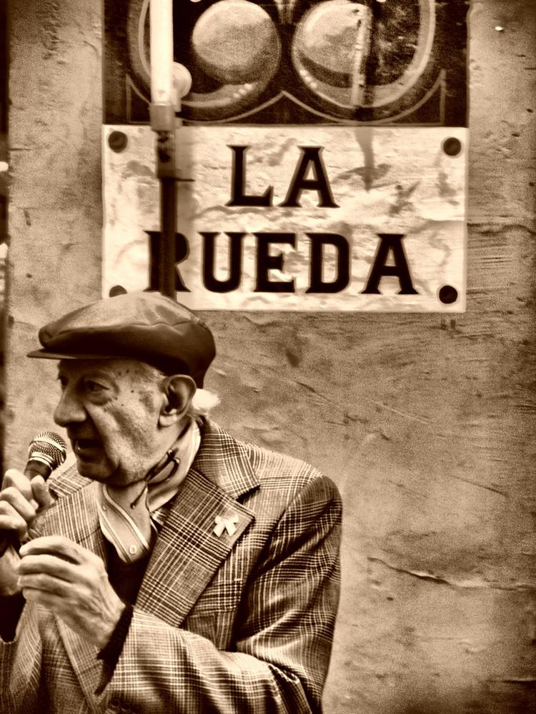 Tango callejero