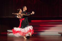 Tango der Standard Weltmeister der Professionals 2015 (1)