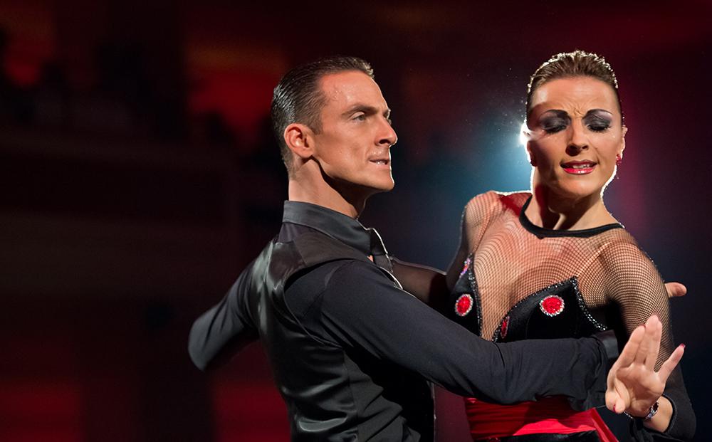 Tango der Standard Weltmeister der Professionals 2015 (3)