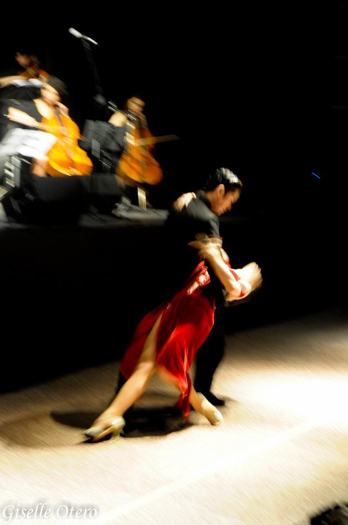 Tango en movimiento