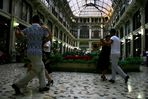 tango in Galleria Subalpina (Torino)