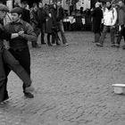 Tango in piazza!
