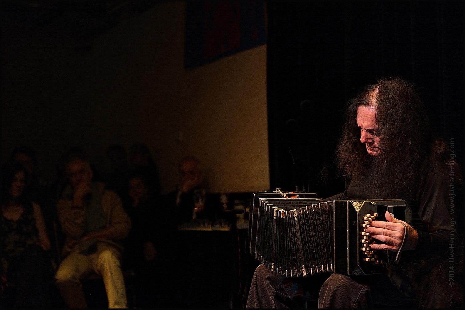Tango Nuevo: Luis Di Matteo (1)