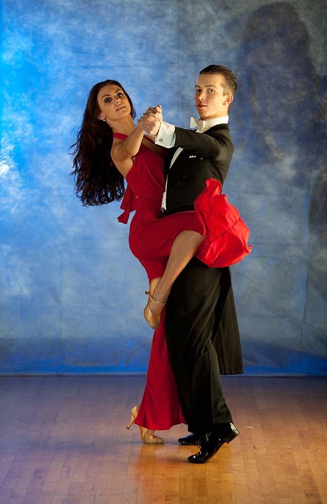 Tango Pose