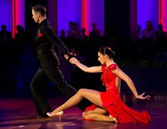 Tango von Monica Nigro und Domen Krapez (2)