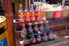 Tanke auf Kambodschanisch im Detail