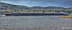 Tanker PANAMERA in Neuwied am Rhein, 21. Juni 2013